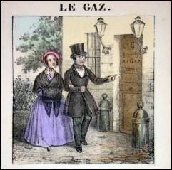 Histoire Du Gaz De Ville  Ef Bf Bd Londres