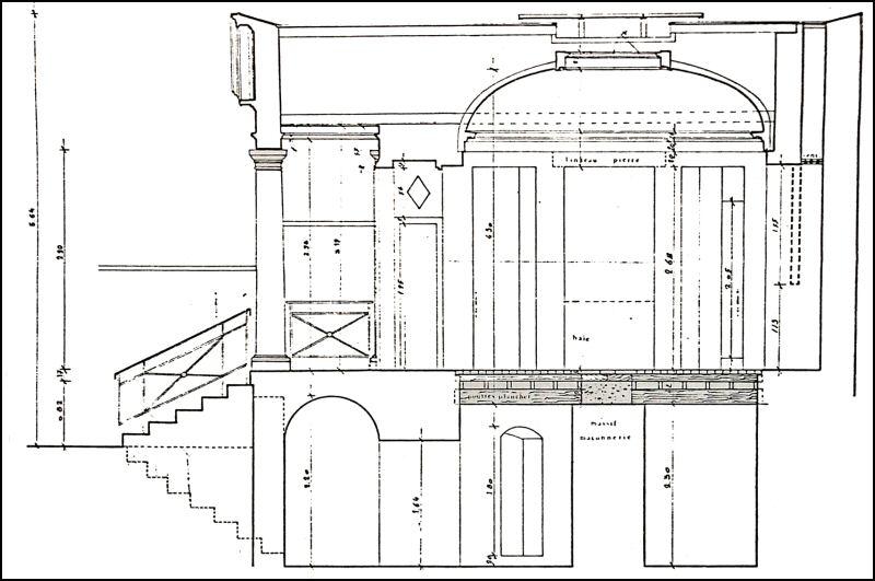 Le temple de l 39 amiti for Fenetre zenithale
